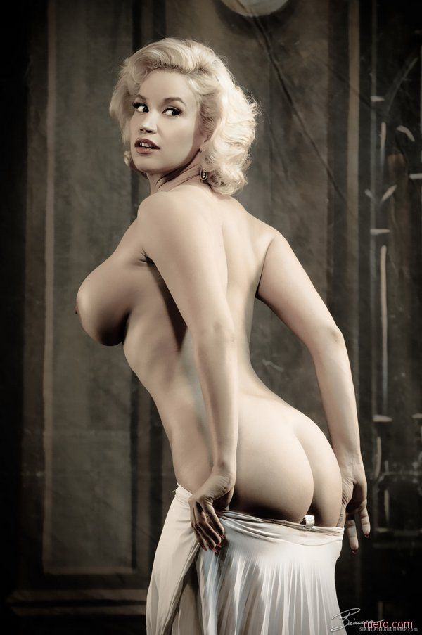 Honeys naked pics marilyn monroe