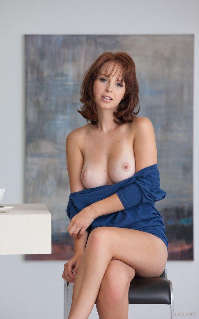 Annie white nude