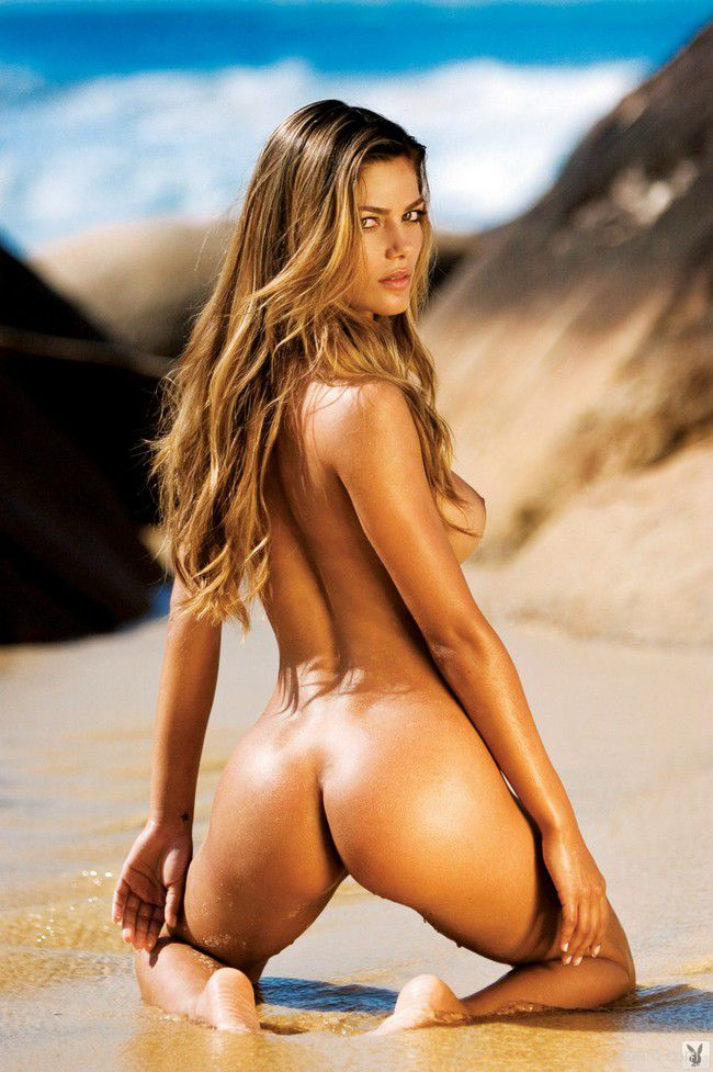 Sexy brazilian nude ass — photo 7