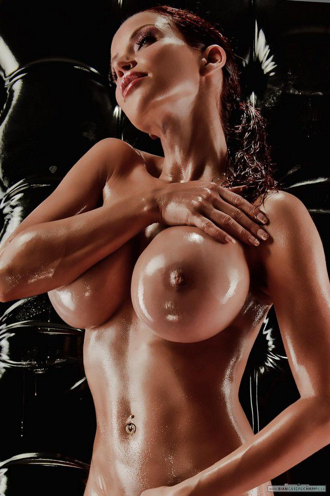 Bianca beauchamp nude oil, hottest girls on earth