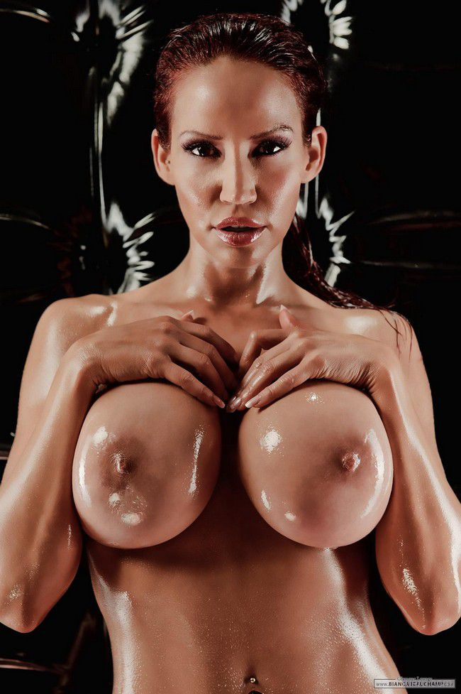 Bianca beauchamp nude oil — img 7