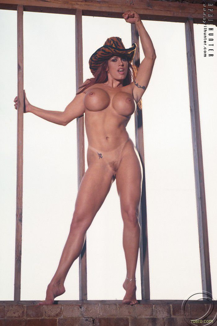 April hunter nude centerfold search