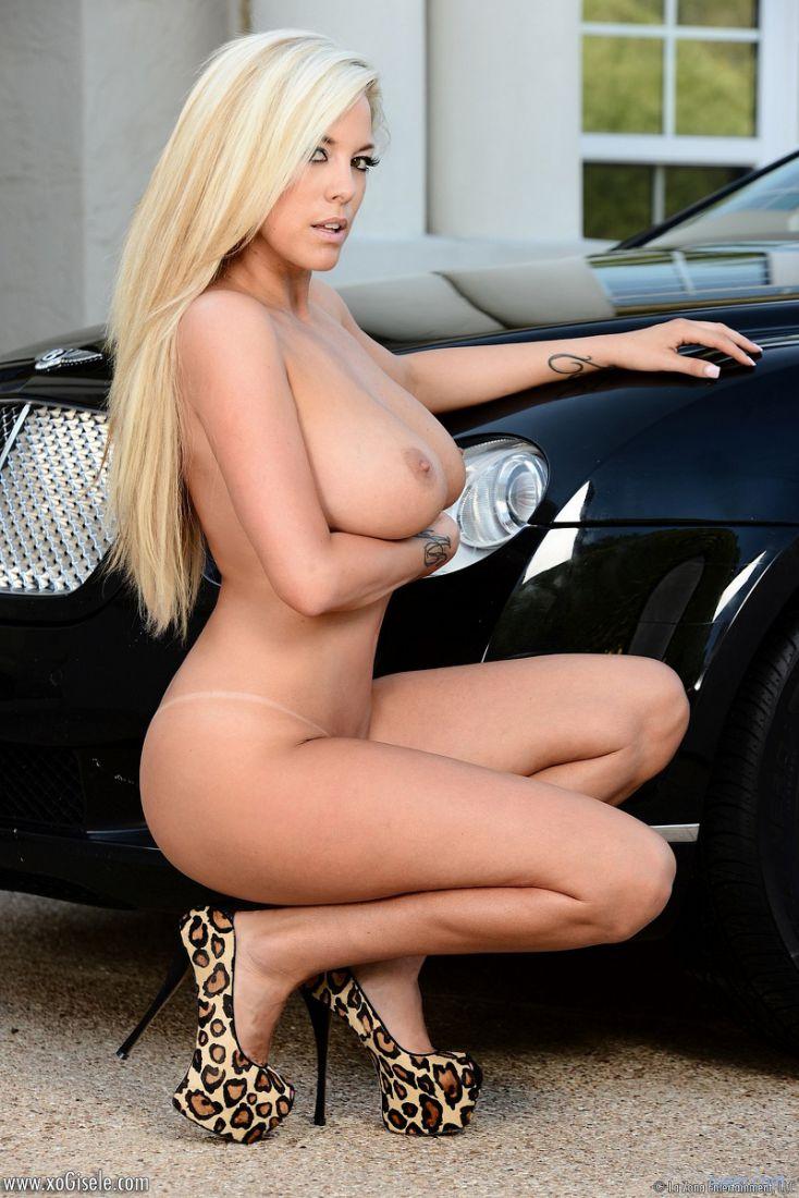 Christine Bently Naked
