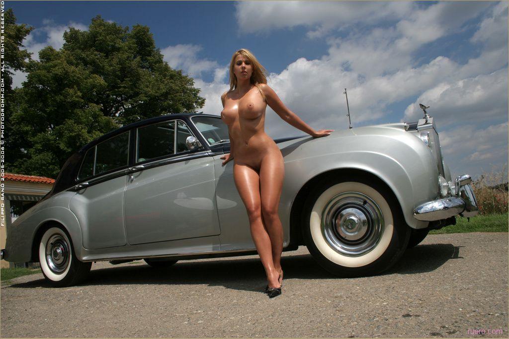 Секс на ретро авто, люблю секс с тестем видео