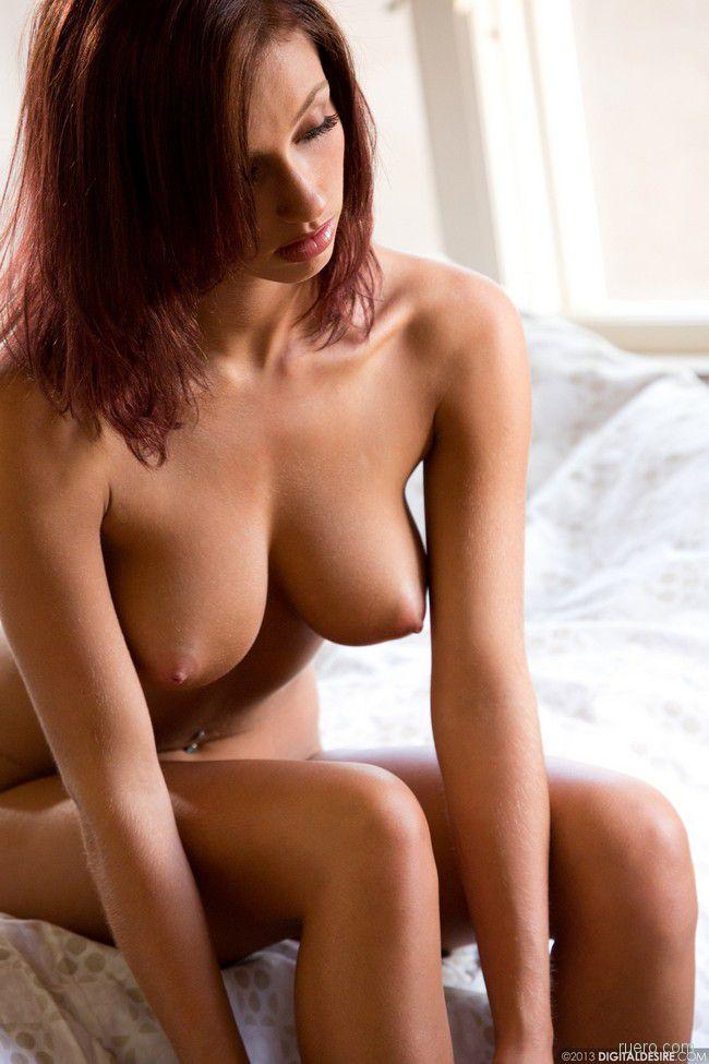 Ultra skinny sandra lauver and her tiny titties hq