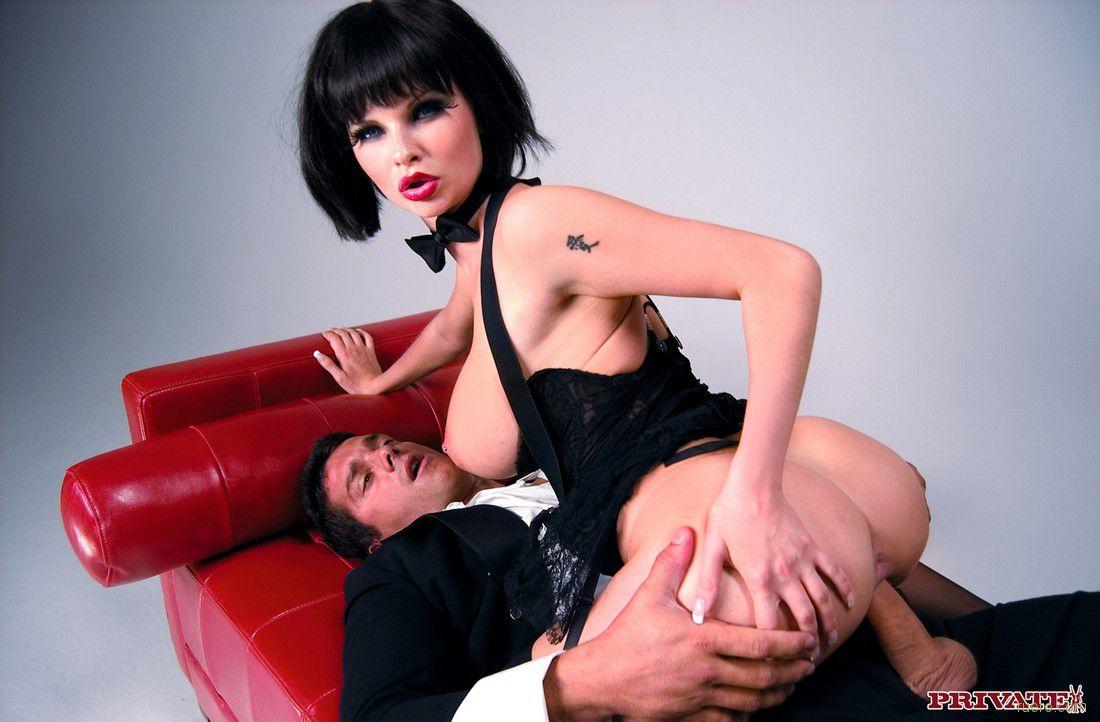 Порно с каре
